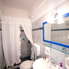 Отель Christine Studios Греция, Порос - отзывы, цены и фото номеров - забронировать отель Christine Studios онлайн ванная фото 2