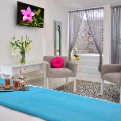 Unic Design Hotel 3* Люкс с различными типами кроватей фото 7