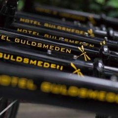 Отель Bertrams Hotel Guldsmeden Дания, Копенгаген - отзывы, цены и фото номеров - забронировать отель Bertrams Hotel Guldsmeden онлайн спортивное сооружение