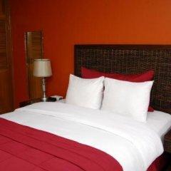 Отель Aparthotel Guijarros 3* Стандартный номер с различными типами кроватей фото 7