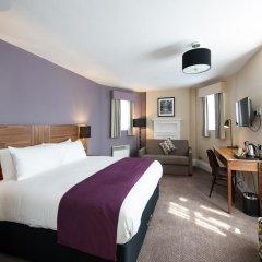 Отель Innkeeper's Lodge Brighton, Patcham Великобритания, Брайтон - отзывы, цены и фото номеров - забронировать отель Innkeeper's Lodge Brighton, Patcham онлайн комната для гостей фото 5