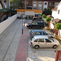 Boutique Hotel Arta Нови Сад парковка