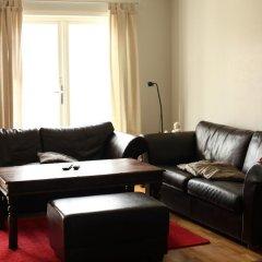 Апартаменты Hordatun Apartments комната для гостей фото 2