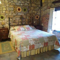 Отель Posada La Llosa de Viveda Стандартный номер с двуспальной кроватью