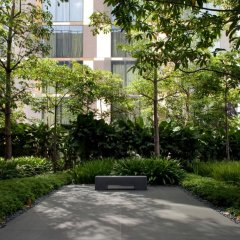 Отель Crowne Plaza Changi Airport парковка