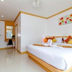 Отель Phusita House 3 2* Улучшенный номер с различными типами кроватей фото 2