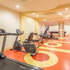 Отель Villa Side фитнесс-зал