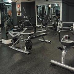 Отель Hostal Abadia фитнесс-зал фото 4