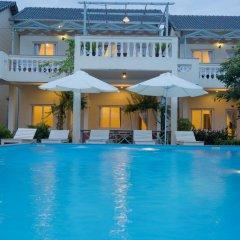 Отель Blue Paradise Resort 2* Стандартный номер с различными типами кроватей фото 22