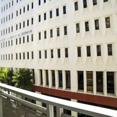 Отель Ginosi Wilshire Apartel Апартаменты с различными типами кроватей фото 16