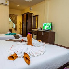 Отель Lanta Klong Nin Beach Resort 3* Стандартный номер фото 10