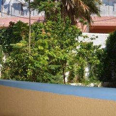 Отель Sandy Beach балкон