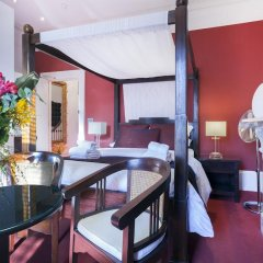 Отель The Cavalaire 4* Номер Делюкс с разными типами кроватей фото 6