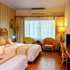 Green Hotel Nha Trang 3* Стандартный номер фото 6