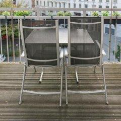 Отель Burhan Германия, Гамбург - отзывы, цены и фото номеров - забронировать отель Burhan онлайн балкон