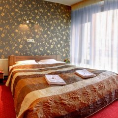 Baltpark Hotel 3* Улучшенный номер с двуспальной кроватью