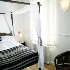 Hotel Guldsmeden Aarhus 3* Стандартный номер с разными типами кроватей фото 8