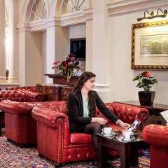 Mercure Exeter Rougemont Hotel интерьер отеля