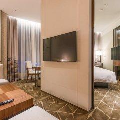 Отель Aloft Seoul Myeongdong 4* Люкс с 2 отдельными кроватями фото 2