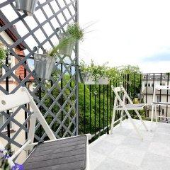 Отель Victus Apartamenty - Adams Сопот балкон