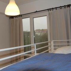 Brussel Hello Hostel Кровать в женском общем номере с двухъярусной кроватью фото 4