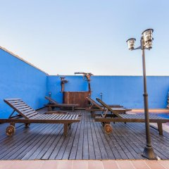 Отель Oasis de Cádiz Испания, Кониль-де-ла-Фронтера - отзывы, цены и фото номеров - забронировать отель Oasis de Cádiz онлайн фитнесс-зал