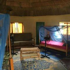 Отель Akwidaa Inn 2* Кровать в общем номере с двухъярусной кроватью фото 2