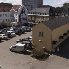 Helnan Phønix Hotel парковка