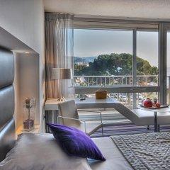 Отель Mercure Nice Promenade Des Anglais 4* Улучшенный номер с различными типами кроватей фото 4