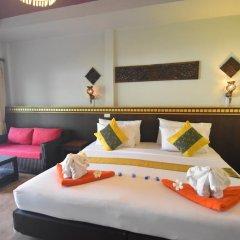Отель Koh Tao Simple Life Resort 3* Стандартный номер с различными типами кроватей фото 13