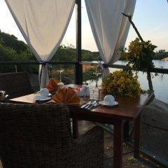 Отель Tuskers Camping балкон