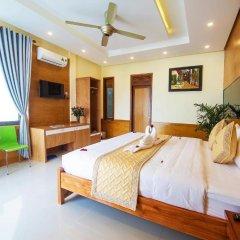 Отель Bien Dao Homestay Hoi An 3* Стандартный номер с различными типами кроватей фото 2