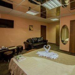 Мини-отель ФАБ 2* Стандартный семейный номер разные типы кроватей фото 11