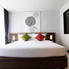 Отель Aspira Prime Patong 3* Улучшенный номер двуспальная кровать фото 12