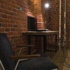 Дизайн-отель Brick 4* Номер Делюкс с различными типами кроватей фото 8