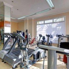 Отель Benal Beach Group фитнесс-зал