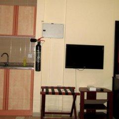 Sahara Hotel Apartments 3* Студия с различными типами кроватей фото 3