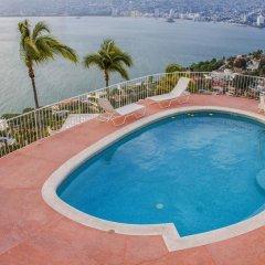 Отель Las Brisas Acapulco 4* Стандартный номер с разными типами кроватей фото 9