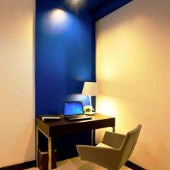 FX Hotel Metrolink Makkasan комната для гостей фото 5