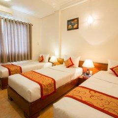 Ngoc Minh Hotel 2* Номер Делюкс с различными типами кроватей фото 2