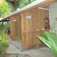 Отель Gecko Lodge Fiji Савусаву сауна