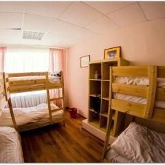 Хостел Африка Кровать в общем номере фото 26
