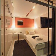 Отель First Cabin Tsukiji комната для гостей фото 4