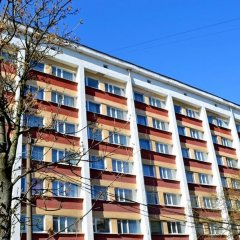 Гостиница Турист вид на фасад фото 2
