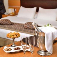 Ankara Plaza Hotel 4* Улучшенный номер разные типы кроватей фото 7