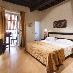 Отель De Petris Рим комната для гостей фото 3