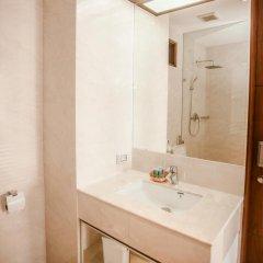 Отель Q Conzept Апартаменты с различными типами кроватей фото 16