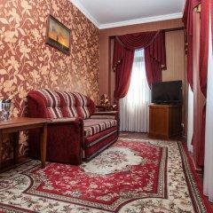 Гостиница Вилла Анна 4* Стандартный номер с двуспальной кроватью фото 9