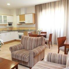 Отель Apartahotel Albufera Апартаменты с различными типами кроватей фото 7