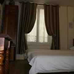 Отель Grand Hôtel de Clermont 2* Стандартный номер с 2 отдельными кроватями фото 13